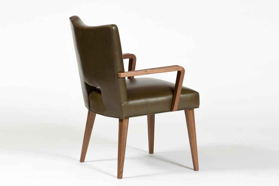 Schwadron Dining Chair mit Armlehnen