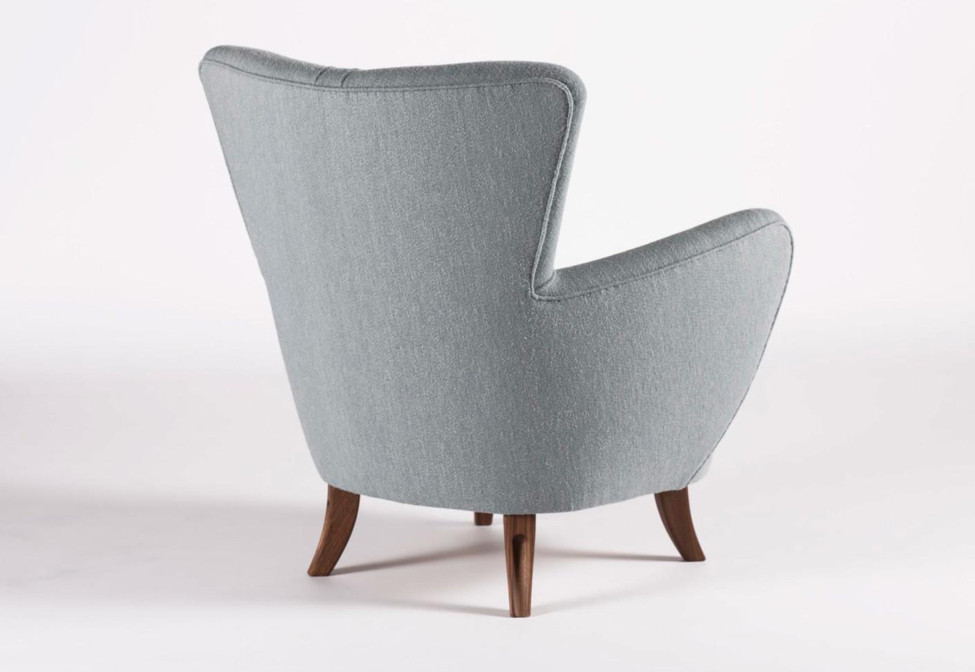 schwadron lowback sessel von wohnkultur 66 stylepark. Black Bedroom Furniture Sets. Home Design Ideas
