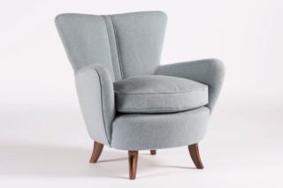 Schwadron Lowback armchair  by  Wohnkultur 66