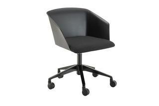 2271 LIZA swivel chair on wheels  by  Zanotta