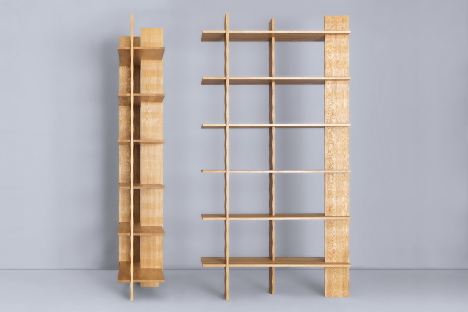 3° shelf medium