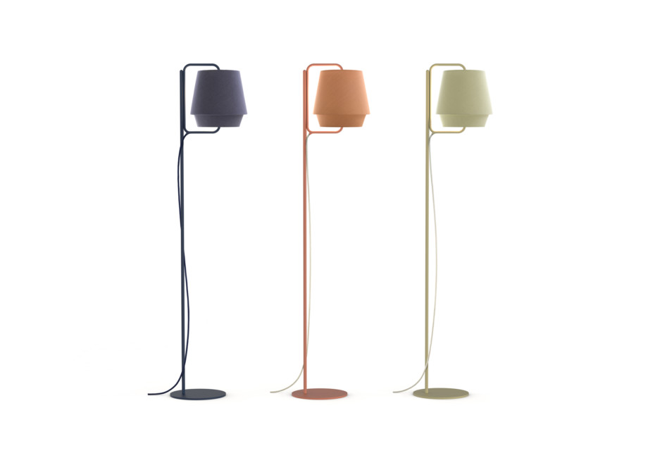 Elements floor lamp