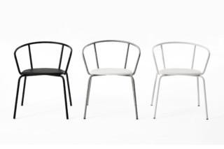 Ike chair  by  Desalto