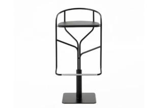 Ike stool  by  Desalto