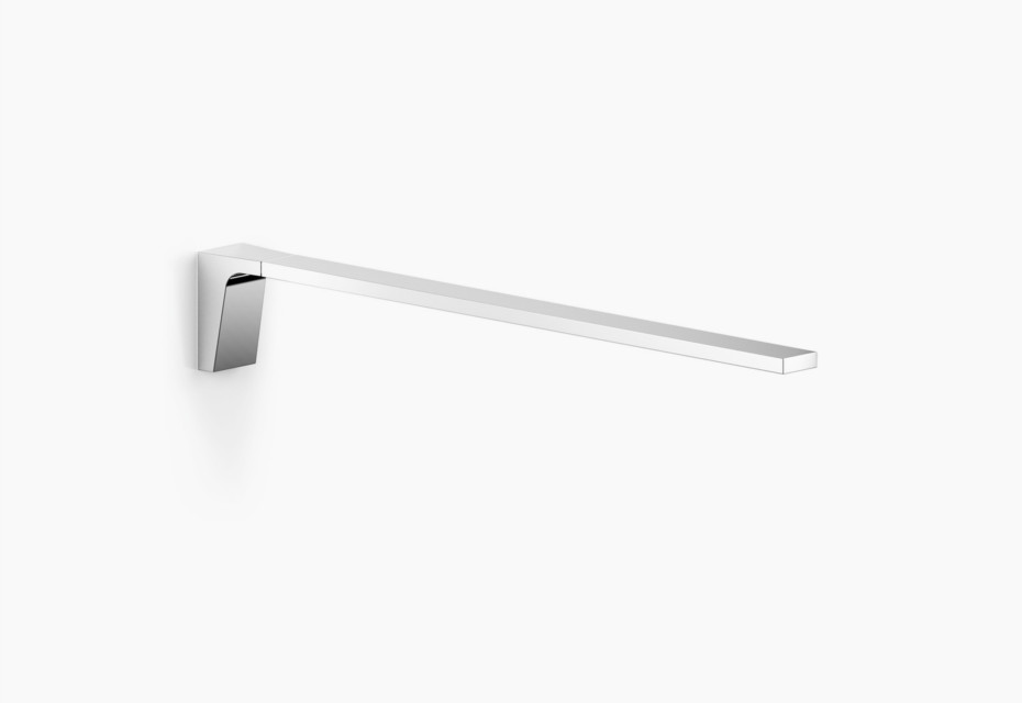 CL.1 one arm towel bar, non-swivel