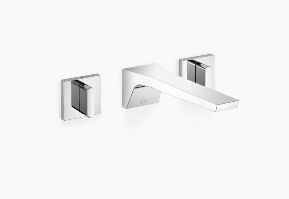 CL.1 Wall-mounted basin mixer, 200 mm projection