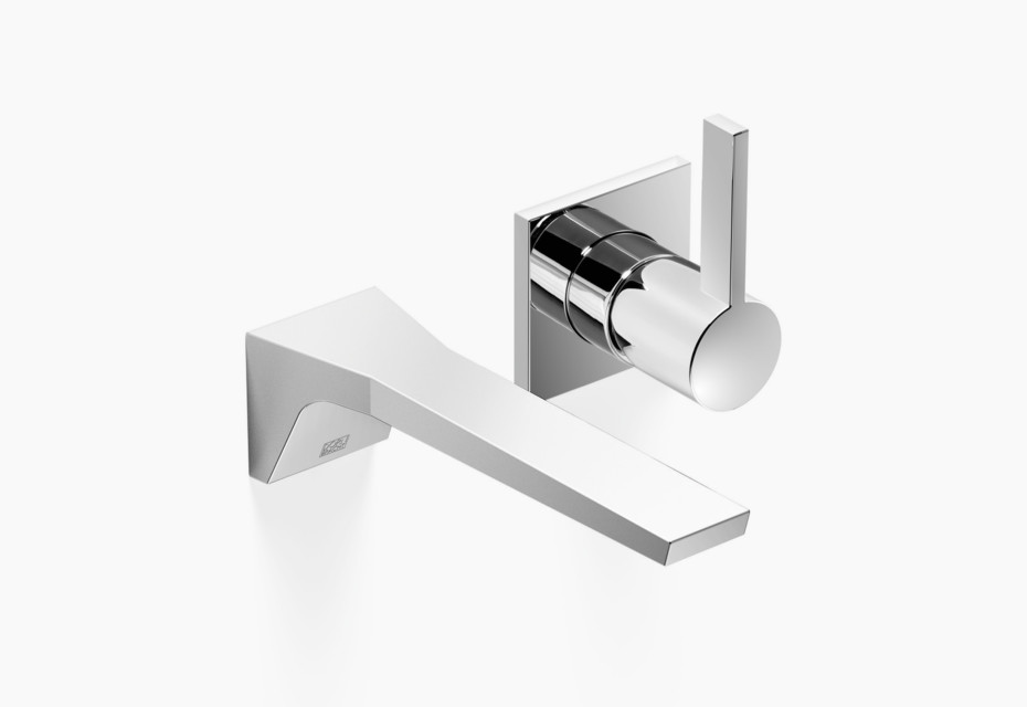 CL.1 Wall-mounted single-lever basin mixer, 200 mm projection