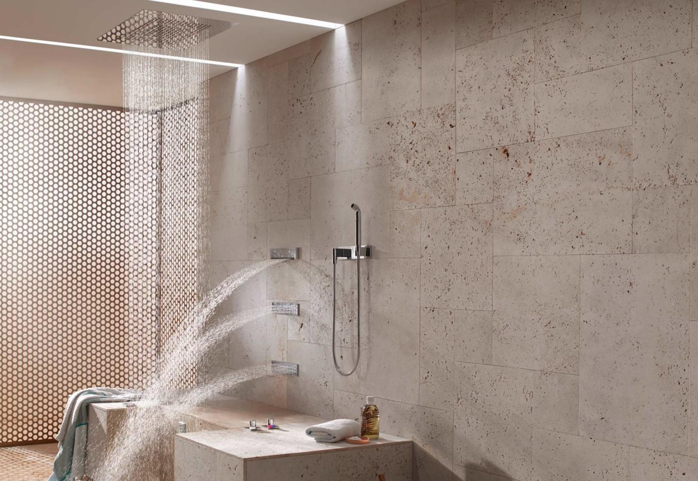 comfort shower leg shower by dornbracht stylepark. Black Bedroom Furniture Sets. Home Design Ideas