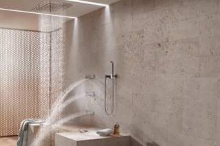 Comfort Shower / Leg Shower  by  Dornbracht