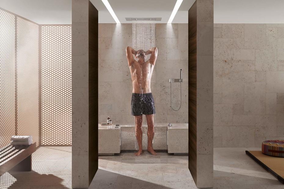 Comfort Shower / Leg Shower