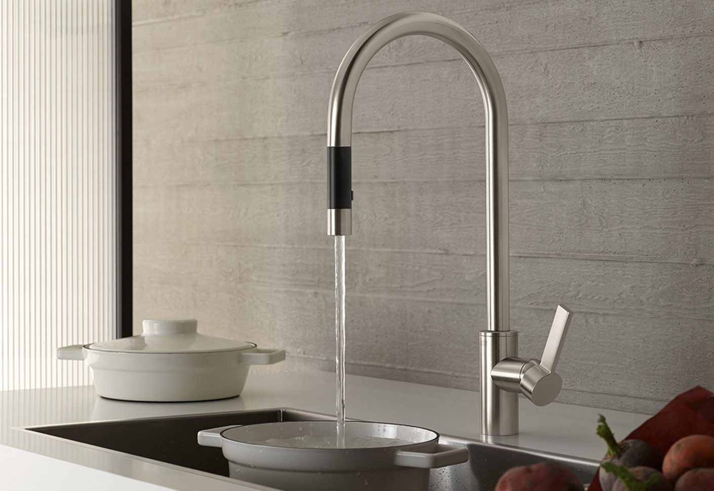 vaia dornbracht magazine series guide azure product by faucet