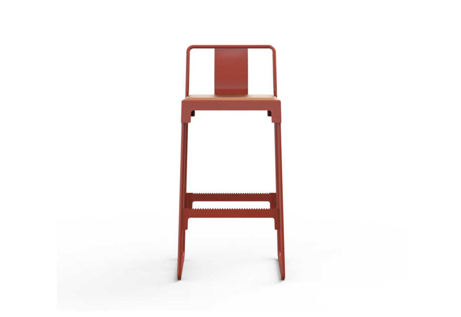 MINGX outdoor high stool