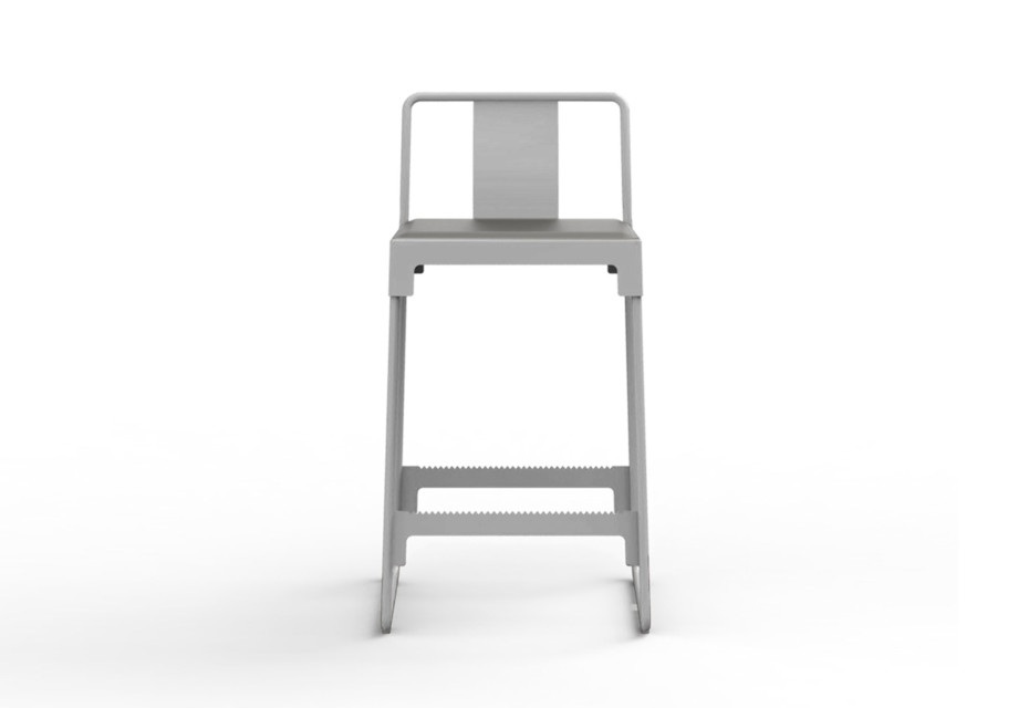 MINGX outdoor low stool