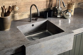 Contemporary Rustic  by  DuPont™ Corian®