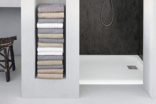 Corian® Casual shower trays  by  DuPont™ Corian®