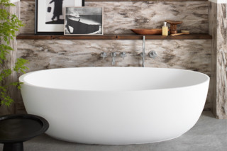 Corian® Delight bathtubs  by  DuPont™ Corian®