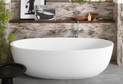 corian® delight bathtubsdupont™ corian® | stylepark