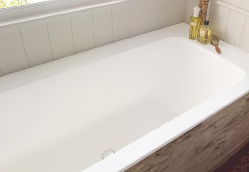 Corian® Delight bathtubs by DuPont™ Corian® | STYLEPARK