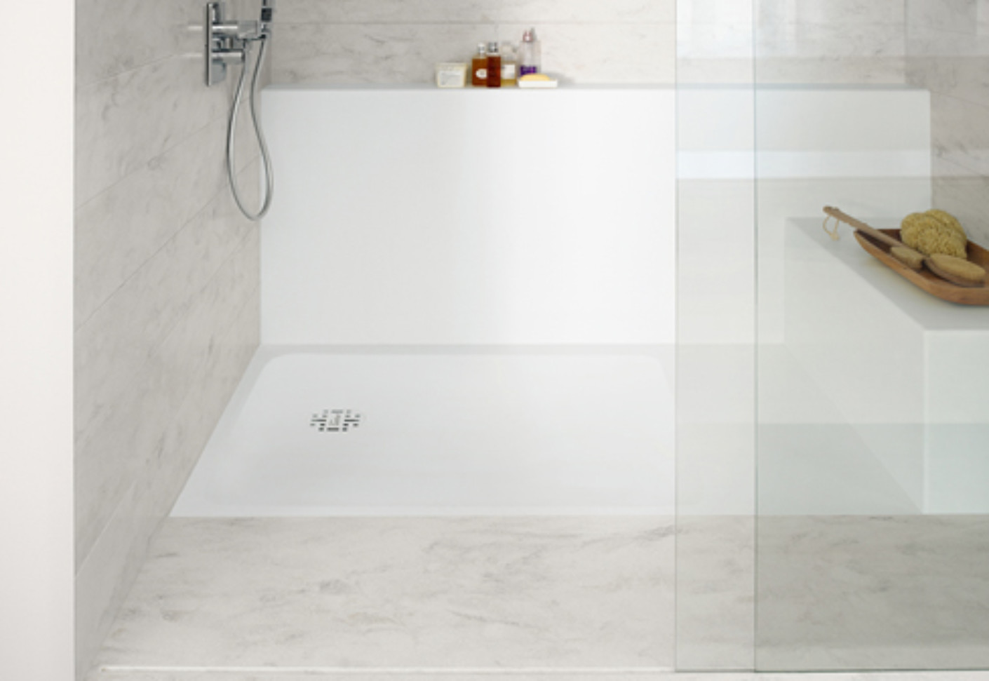 Corian 174 Smart Shower Trays By Dupont Corian 174 Stylepark