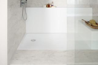 Corian® Smart shower trays  by  DuPont™ Corian®