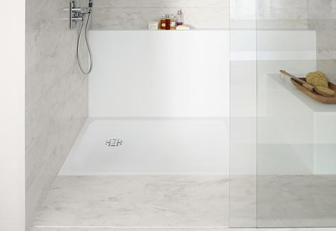 Amazing Corian Smart Shower Trays With Corian