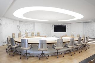 DuPont™ Corian® council chamber Neckarwestheim  by  DuPont™ Corian®
