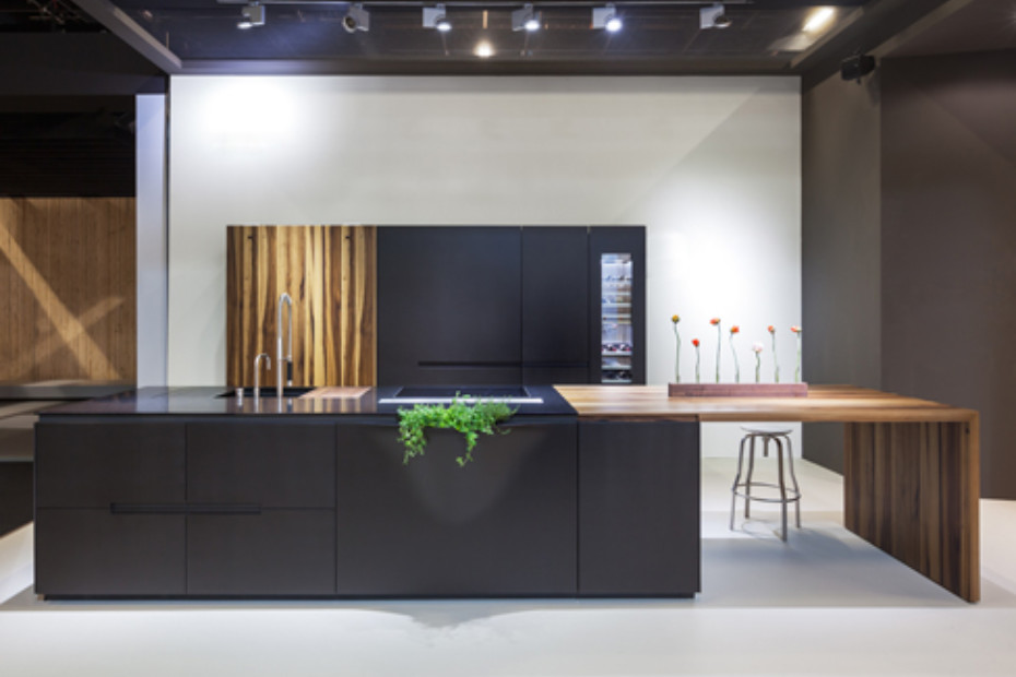 Dupont corian kitchen amini block vii