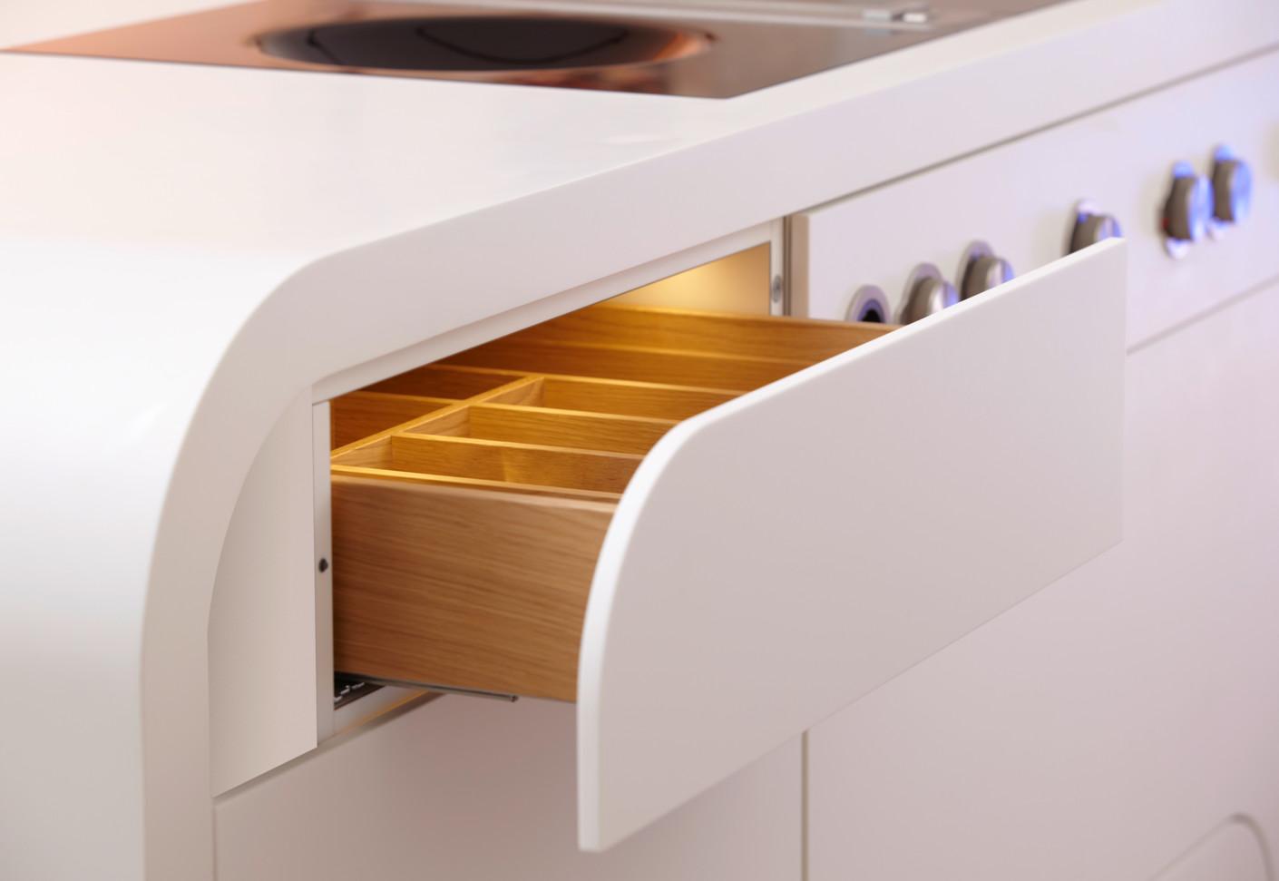 dupont corian kitchen m belschmiede by dupont corian. Black Bedroom Furniture Sets. Home Design Ideas