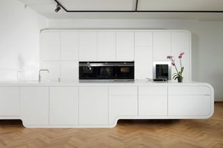 DuPont™ Corian® kitchen Möbelschmiede  by  DuPont™ Corian®