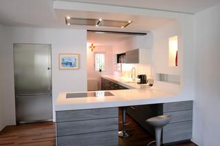 DuPont™ Corian® kitchen Moser 1  by  DuPont™ Corian®