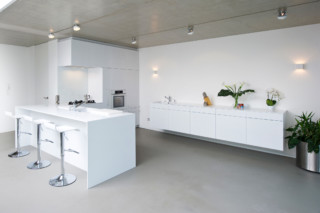 DuPont™ Corian® kitchen Moser 2  by  DuPont™ Corian®