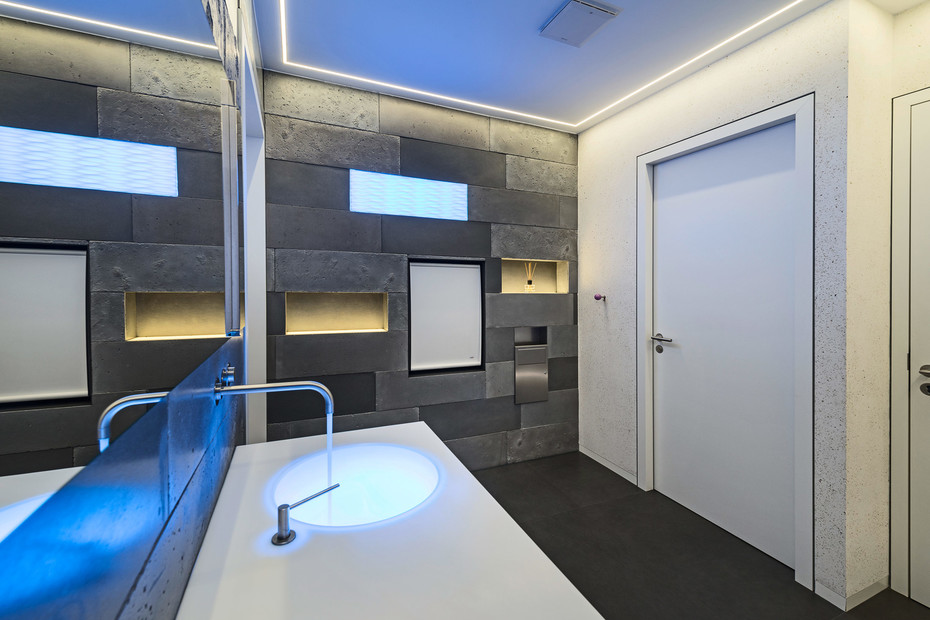 DuPont™ Corian® Pfeiffer - sports home Kaps