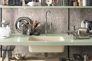 Utilitarian Smart  by  DuPont™ Corian®