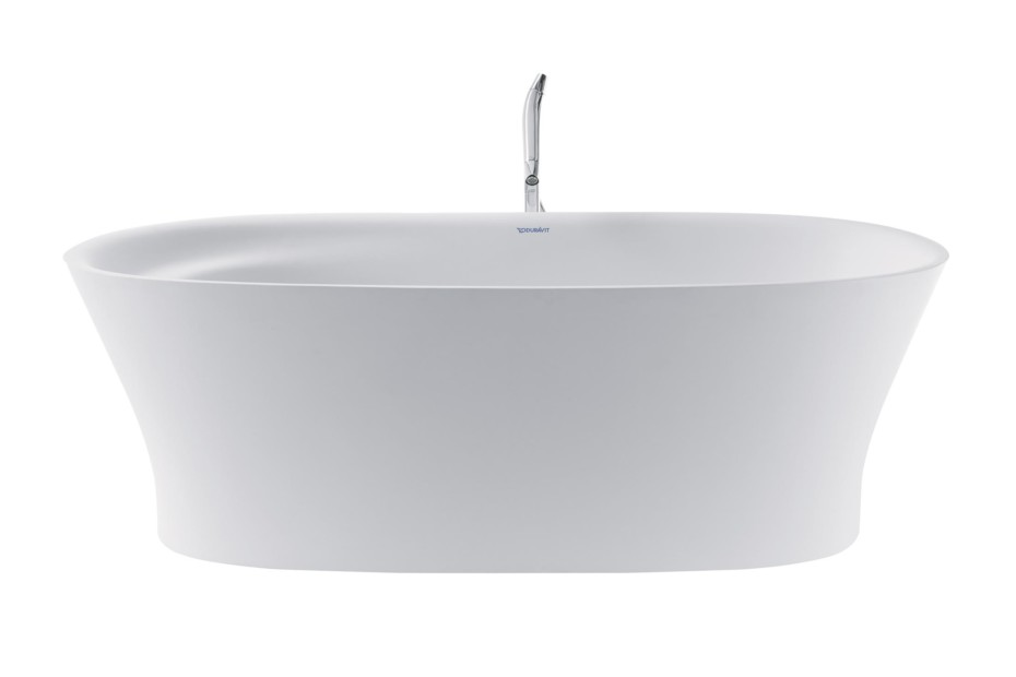 Cape Cod stand alone bath tub by Duravit | STYLEPARK
