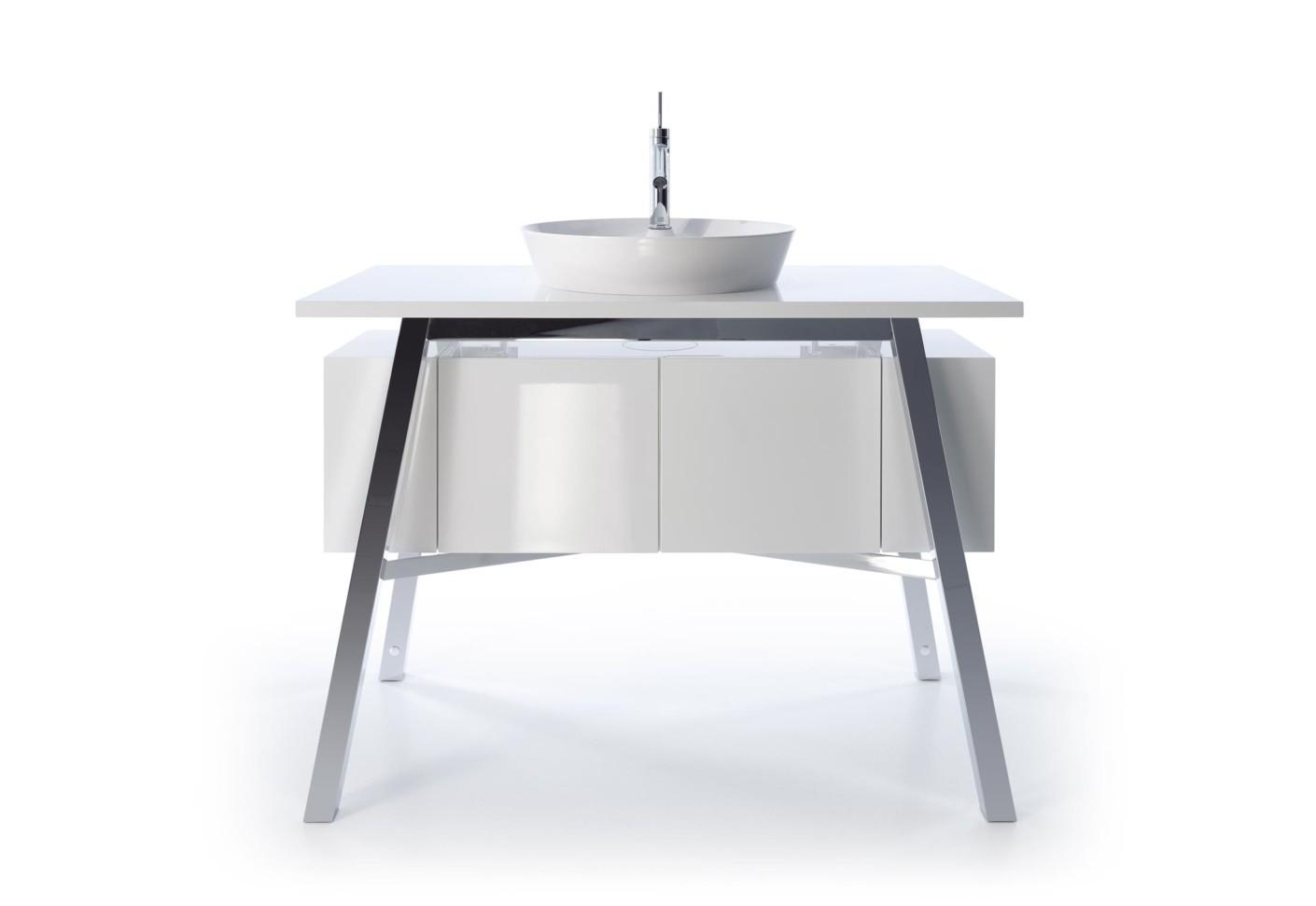 cape cod waschtisch mit unterschrank von duravit stylepark. Black Bedroom Furniture Sets. Home Design Ideas