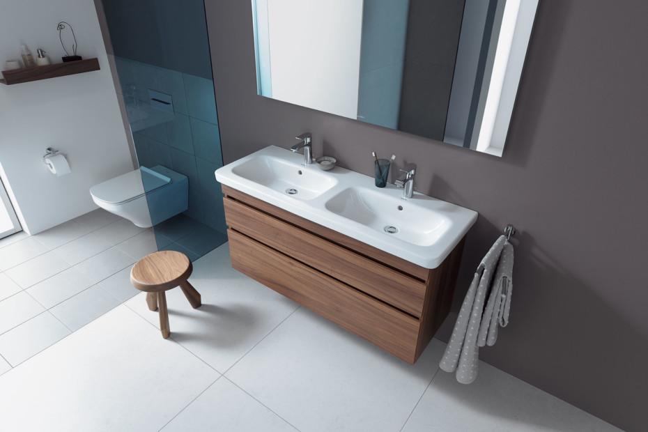 Durastyle Double Washbasin Vanity Unit; Durastyle Double Washbasin Vanity  Unit ...
