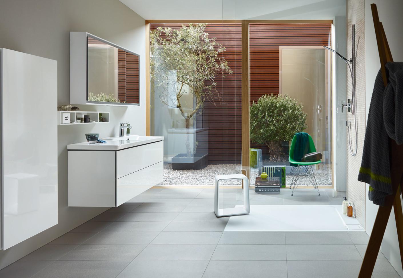 l cube waschtischunterschrank von duravit stylepark. Black Bedroom Furniture Sets. Home Design Ideas