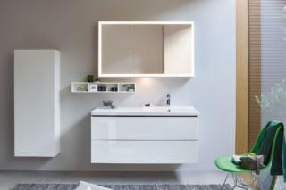 L-Cube vanity unit  by  Duravit