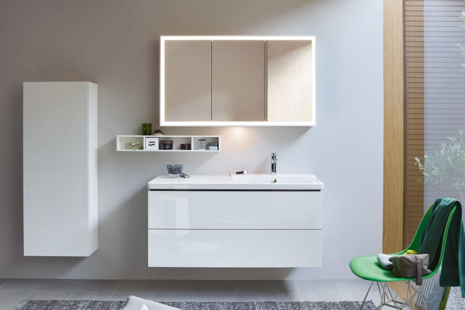 L-Cube vanity unit