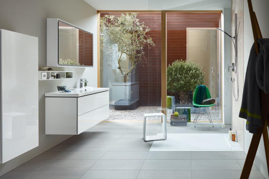 L-Cube Waschtischunterschrank