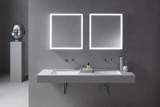ME by Starck double washbasin  by  Duravit