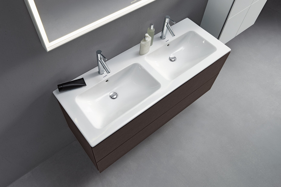 ME by Starck double washbasin