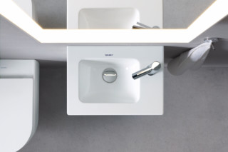 ME by Starck washbasin  by  Duravit