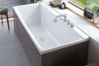 P3 Comforts bathtub  by  Duravit