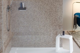 P3 Comforts shower tray  by  Duravit