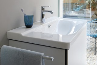 P3 Comforts washbasin  by  Duravit