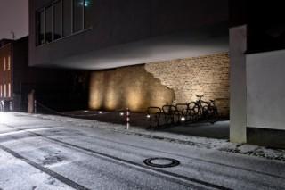 LED Wand- und Bodenstrahler   von  ADO Lights