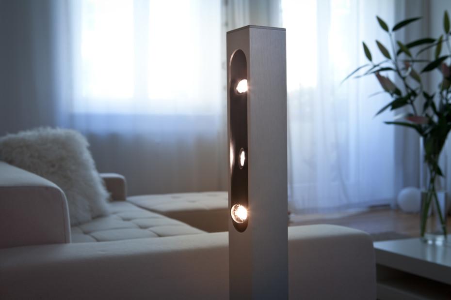 LED Luc Stele
