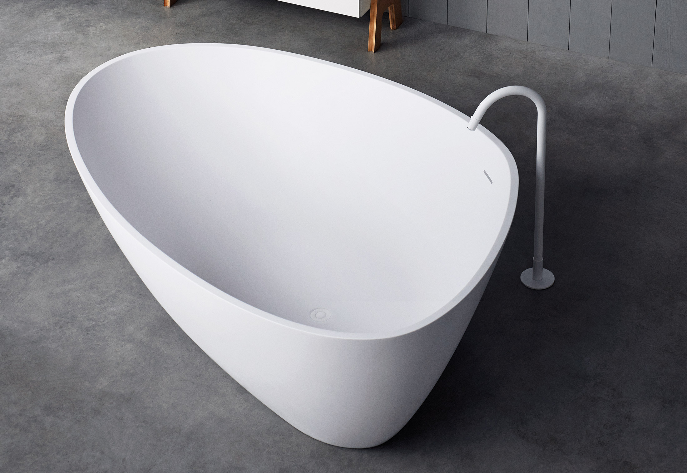 Merveilleux ... Drop Bathtub ...
