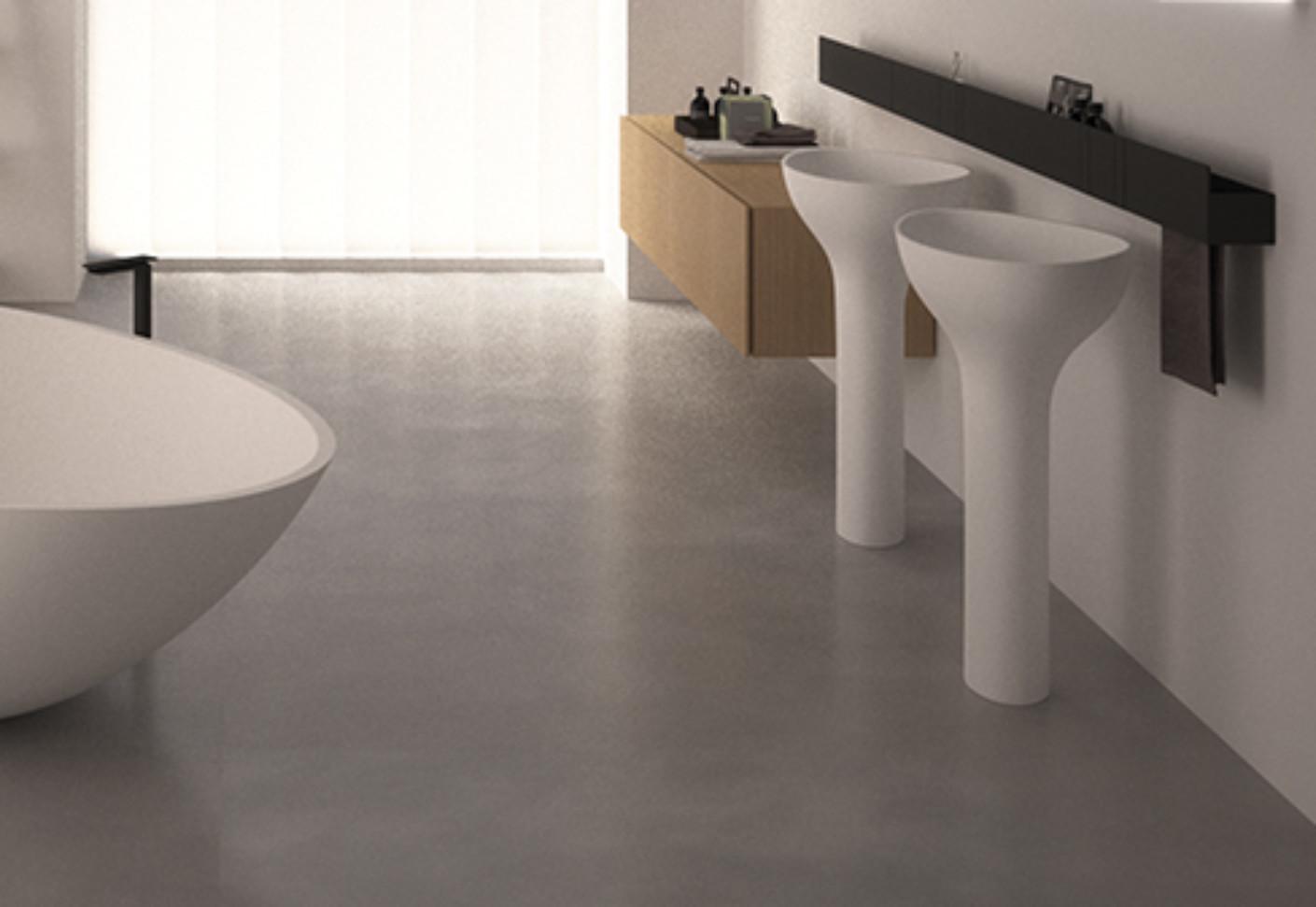drop waschbecken freistehend von agape stylepark. Black Bedroom Furniture Sets. Home Design Ideas